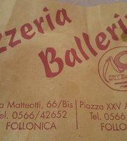 Pizzeria Fratelli Ballerini