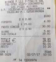 Pizzeria Ristorante Mirage