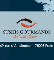 Sushis Gourmands de Saint Lazare