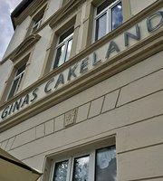 Ginas Cakeland