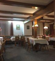 Das Restaurant Traube