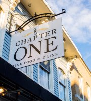 Chapter One Food and Drink