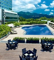 Pool Bar - Hyatt Regency Hong Kong, Sha Tin