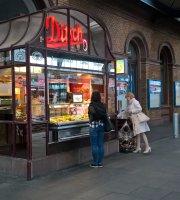 Ditsch im Hauptbahnhof Bonn
