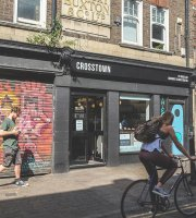 Crosstown Shoreditch - Doughnuts & Coffee