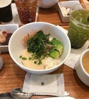 Nana`s Green Tea Tama Plaza Terrace