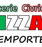 PIZZA L'EPICERIE CIVRIEUX