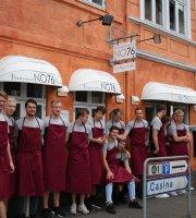 Brasserie og restaurant NO76