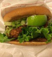 Mos Burger - THSR Miaoli Station
