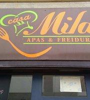 cafeteria restaurante Casa Mila