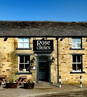 The Rose and Crown Edgworth