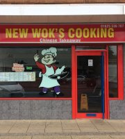 New Wok's Cooking