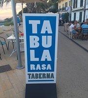 Tabula Rasa Taberna