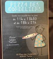 Pizza des cordeliers