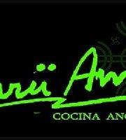 Caru Am, Cocina Ancestral