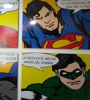 Heroes Super Pizza