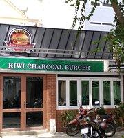 Kiwi Charcoal Burger