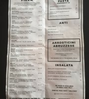 Monsterella Pizza