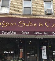 ‪Saigon Subs & Cafe‬