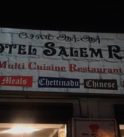 Salem R R Restaurant
