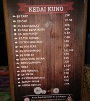 Kedai Kuno Tjap Djamoe Bar