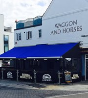 ‪Waggon and Horses‬