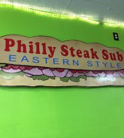 ‪Philly Steak Sub‬