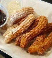 Crispy Churros Dessert Cafe