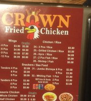 ‪Crown Fried Chicken‬