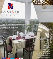 La Vista Hotel | Restaurant on the 7th