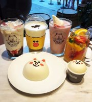 LINE FRIENDS CAFE (Harbour City)