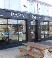 Papas Fish & Chips Takeaway