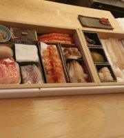 Sushi Kenzan Hotel Grand Court Nagoya