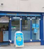 Oceans Fish & Chips Take-away & Cafe