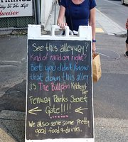 The Bullpen Kitchen + Tap