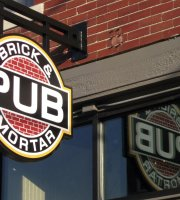 Brick and Mortar Pub