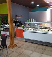 Kiwi Caffe Gelato