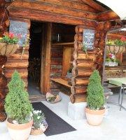 Teehütte Selfranga, Restaurant und Skihütte
