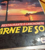 Restaurante e lanchonete Carne de Sol