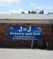‪J and J grocery and hamburgers‬