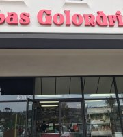 Las Golondrinas Mexican Food