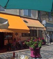 Cafe de la Fontaine Lourmarin