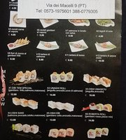 Nagoya sushi Restaurant (Pistoia)