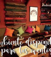 Avenida Cafe Coffee and Wine