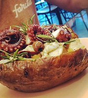 Farcita - Baked Potatoes