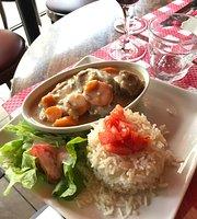 Brasserie La Roseraie