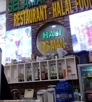Restaurant Halal Food Haji Os Man