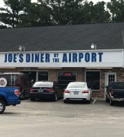 Joe's Diner by the Airport