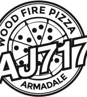 AJ 717 Wood Fire Pizza
