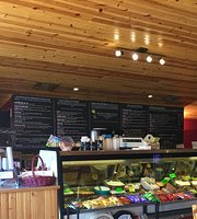 Log cabin deli
